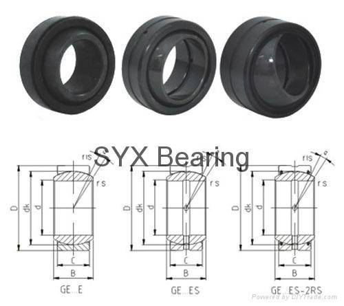 Spherical Plain Bearing GE90ES-2RS