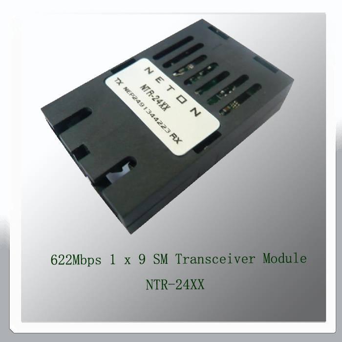 622Mbps 1 x 9 SM Transceiver Module