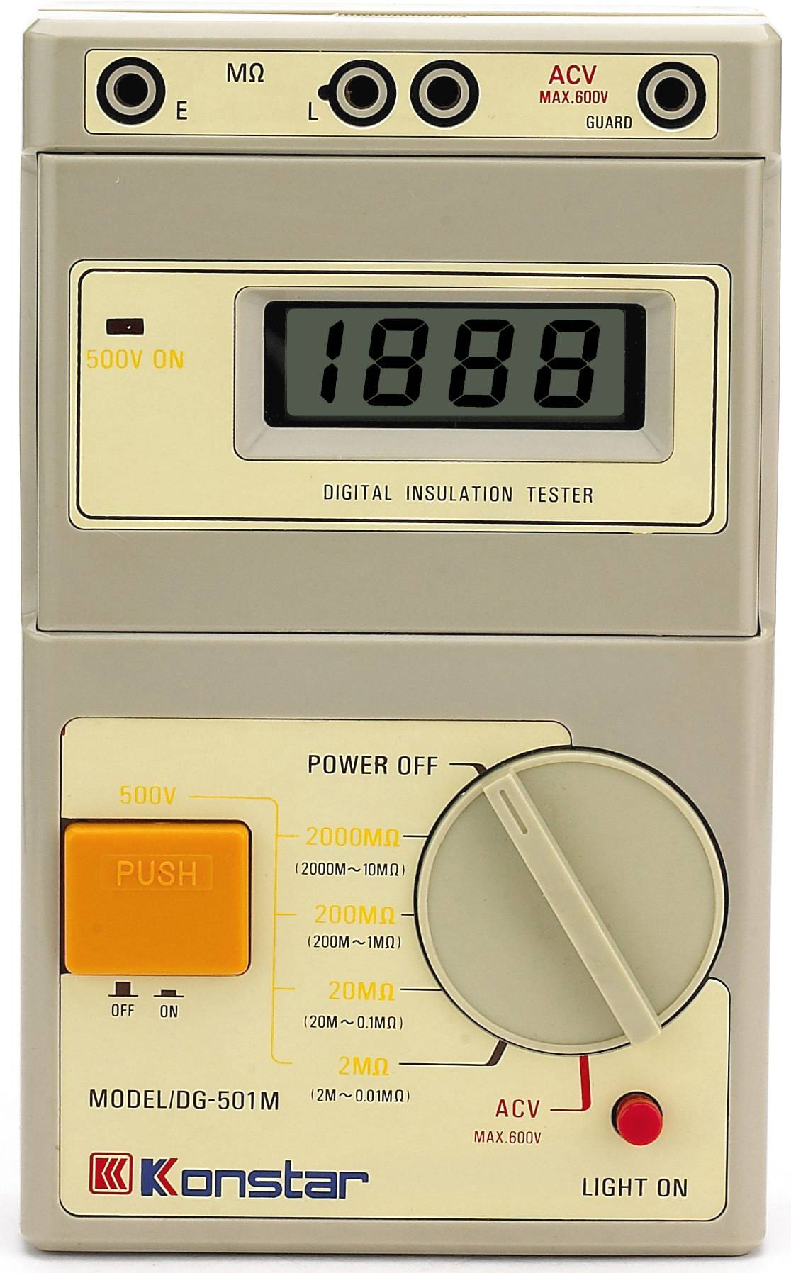 digital insulation tester DG-501M