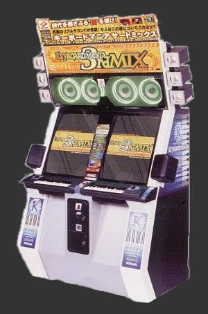 Japanese Arcade Machine | Pop'n Music | Taiko No Tatsujin | Tekken | DDR | Guitar Freaks | Beatmania