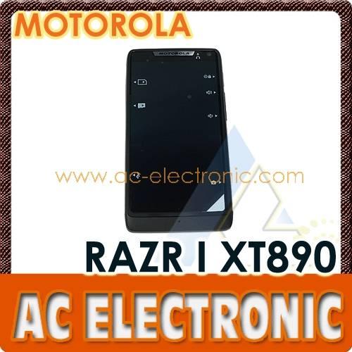 Motorola-RAZR i XT890-White