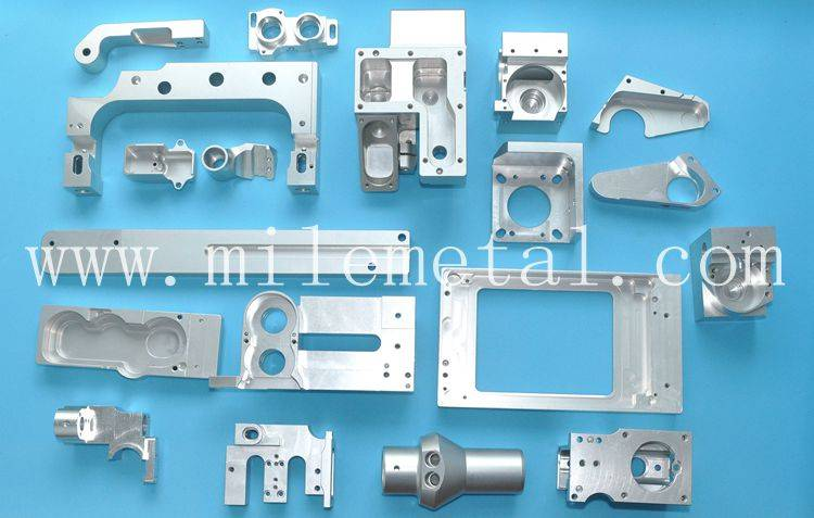 High Precision aluminum CNC Machining Parts / cnc milling parts / OEM
