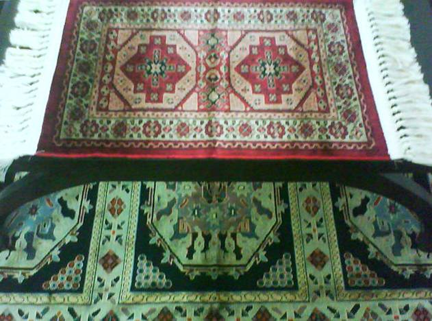 Luxurios Exquisite Decorative High Quality Carpet Table Runners