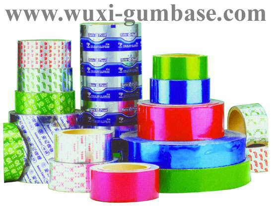 Composite packing paper
