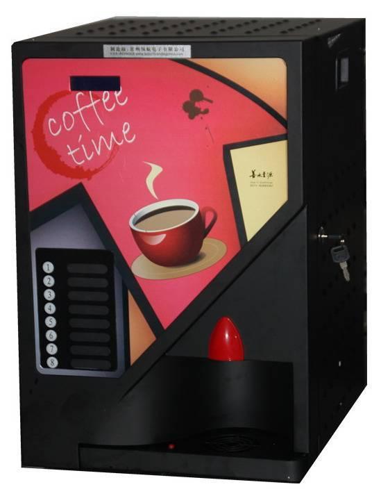 8-Selection Coffee Vending Machine- Lioncel