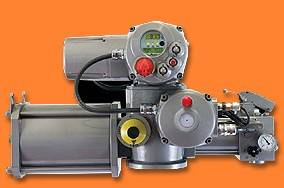 Biffi electric quarter turn actuator EFS 2000