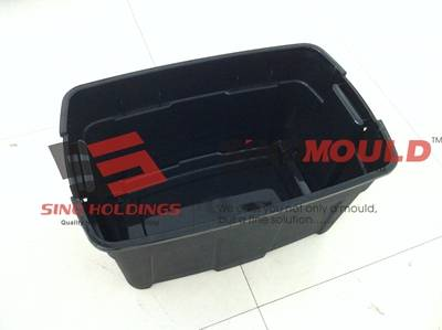 plastic storage box molds