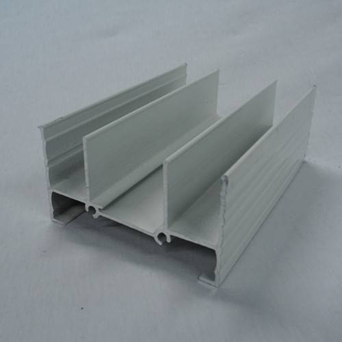 Aluminum Extrusion Profile , Used for Door and Window
