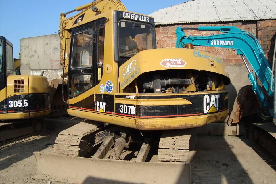 used cat excavator 305.5