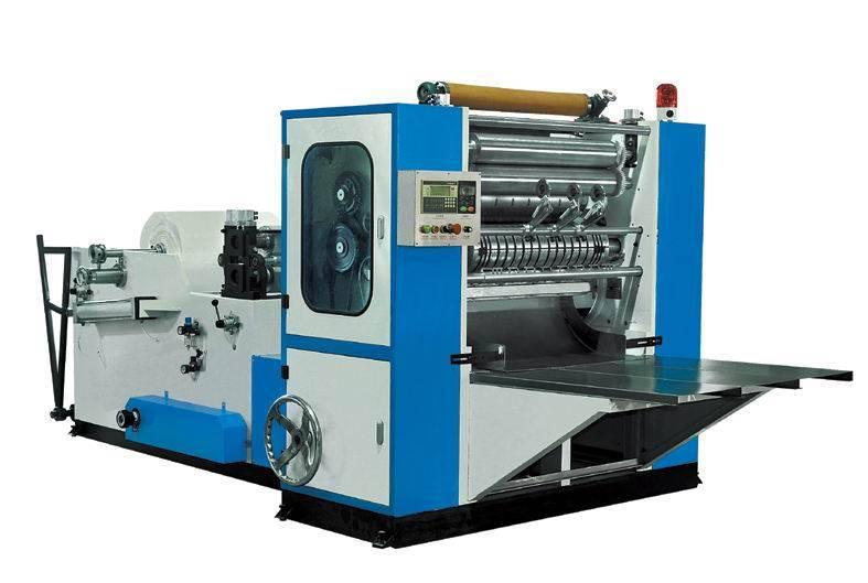 Face Tissue Making Machine