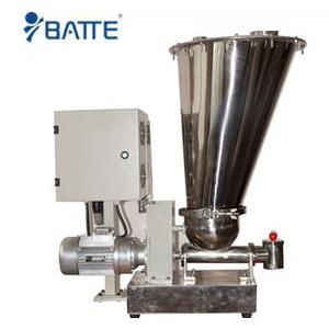 Batte Hot Sale Hopper Screw Feeder for Rubber Extruder