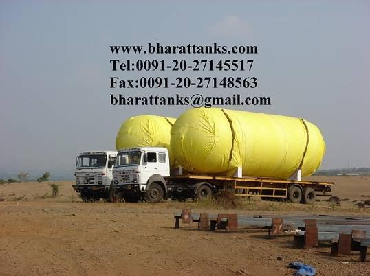 lpg transport semitrailers