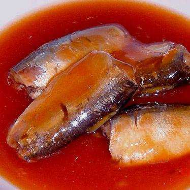 Sell Canned Mackerel in Tomato Sauce