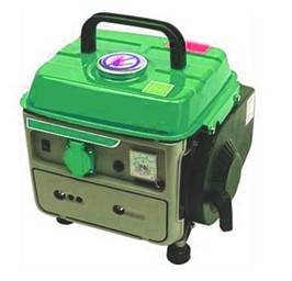 OPEN GASOLINE GENERATOR SET