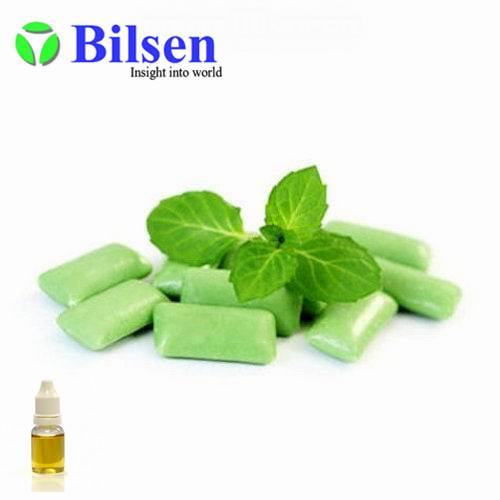E-Cig Natural Powder Green Mint E-Liquid 10ml/20ml/50ml