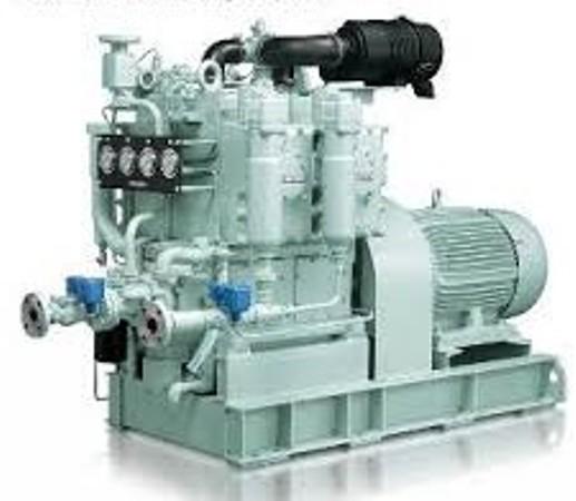 Hatlapa Air Compressor Complete and spare parts