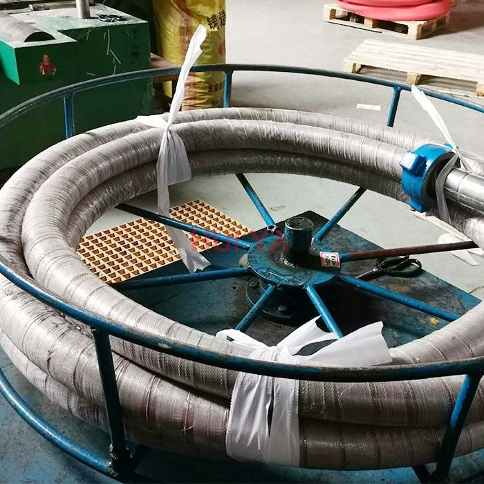 high pressure rotary vibrator hose with API certificate
