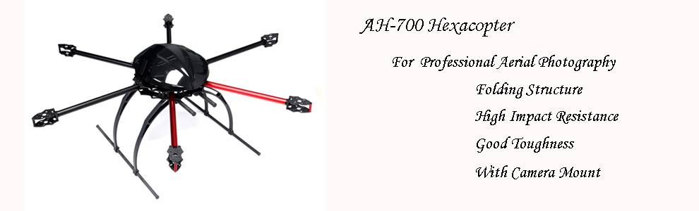 AXN-AH700 hot drone helicopter with camera hexa rc toy plane model hobby