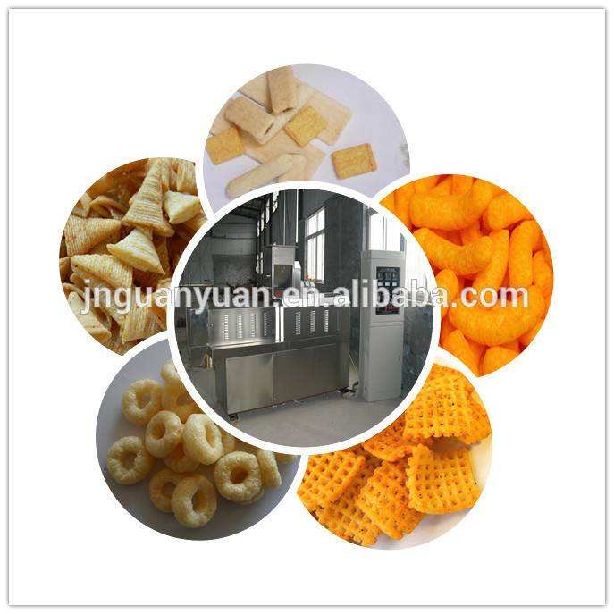 Corn Cheese Ball Making Machine/Production Line/Equipment/Plant