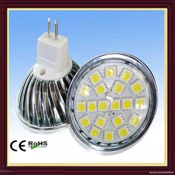 MR16 led lamp SMD5050 spotlight