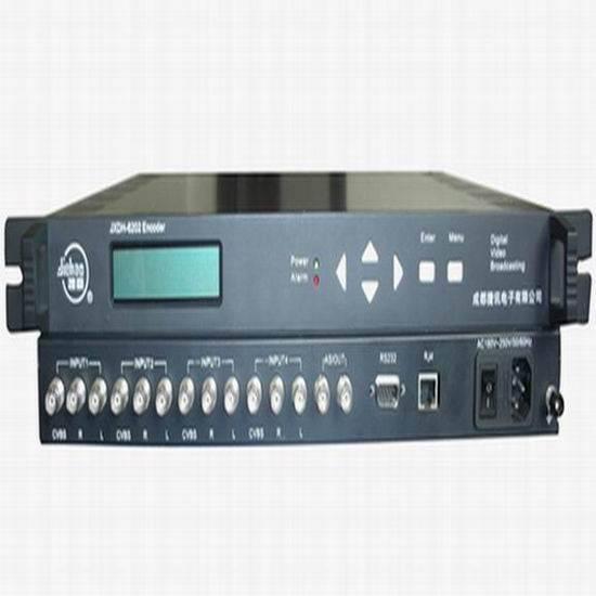 2010 Hot Sale MPEG 4 Encoder Encoder MPEG 4