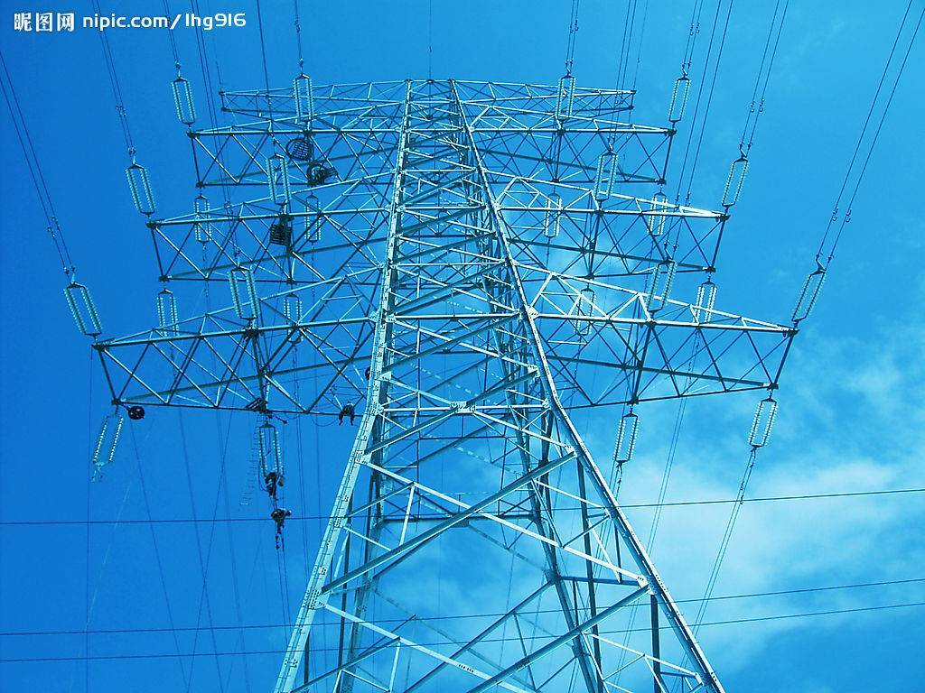 Transmission Tower and Steel Structure