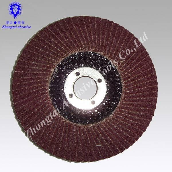Sale calcined alumina flap wheel