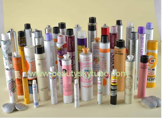 Hot Sale Cosmetic packaging tubes for hair color cream tube hand cream tube skin care tubes
