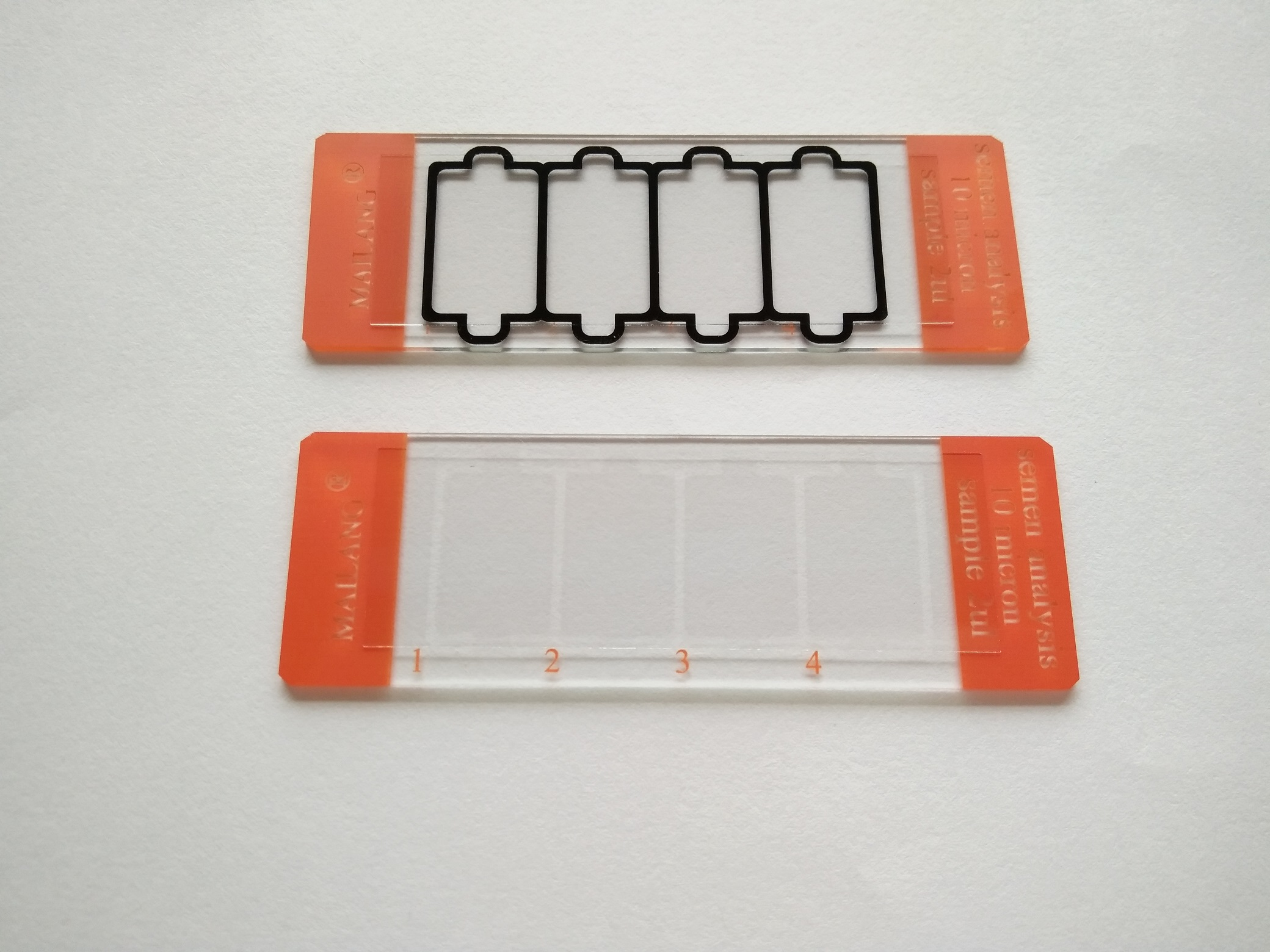 Disposable Sperm Counting Chamber/Slides