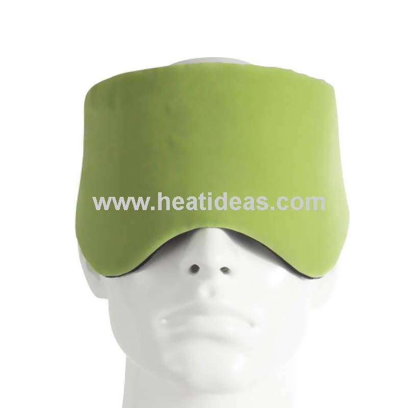 Far infrared heating eye mask