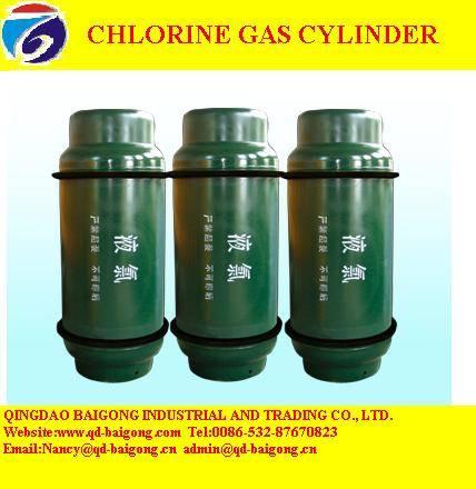 alibaba china chlorine gas cylinder