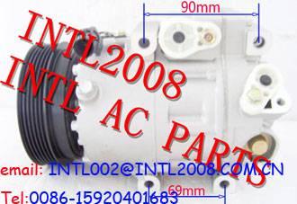 VS18M VS-18M AUTO ac compressor Kia Optima Hyundai Sonata 2.4L Kia Amanti 3.8L 977013K-220