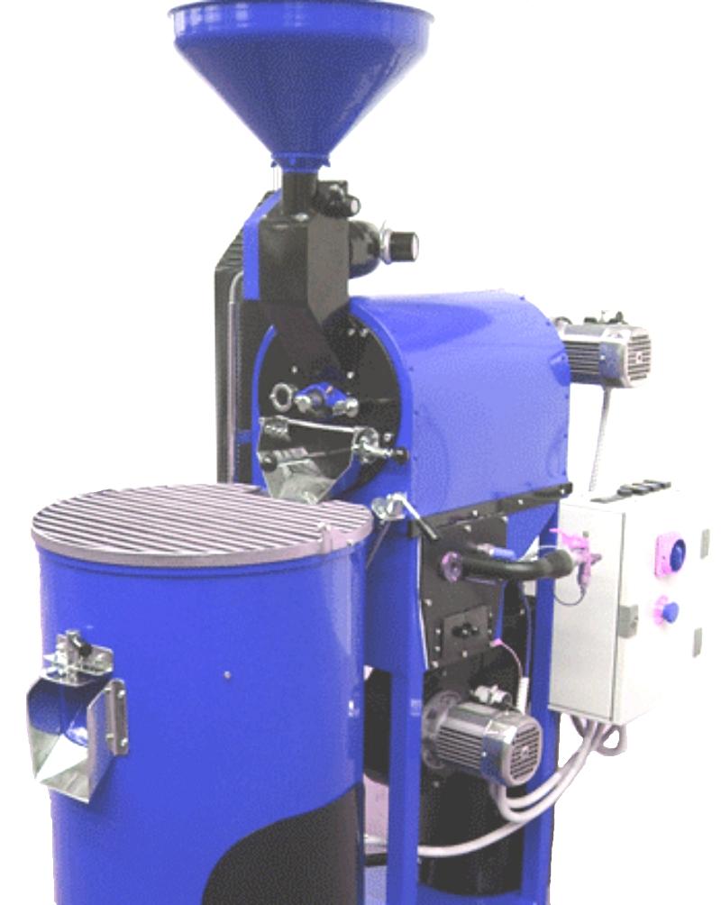 Coffee Roasting Machine 3 kg per cycle