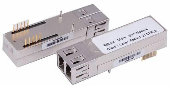SFF 2x5 BiDi2.5Gbps Transceiver/module