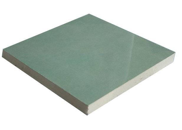 Moistureproof Paper Faced Gypsum Board / Gypsum Plasterboard