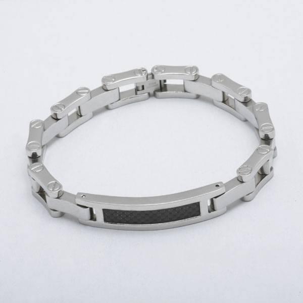 317L stainless steel men's bracelet jewelry