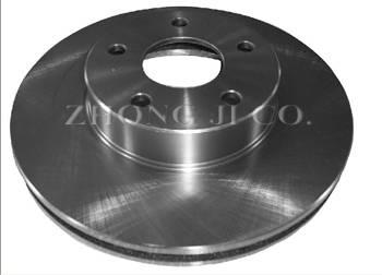 VW brake disc 43512-35190
