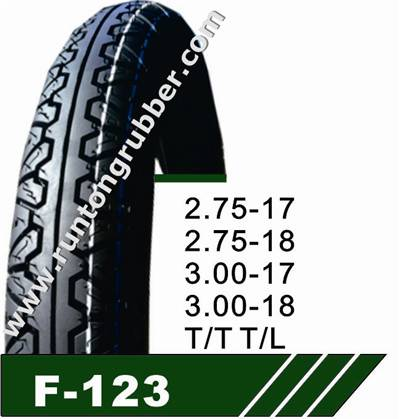 High quality motorcycle tire 3.00-18 2.75-18 2.75-17 3.00-17