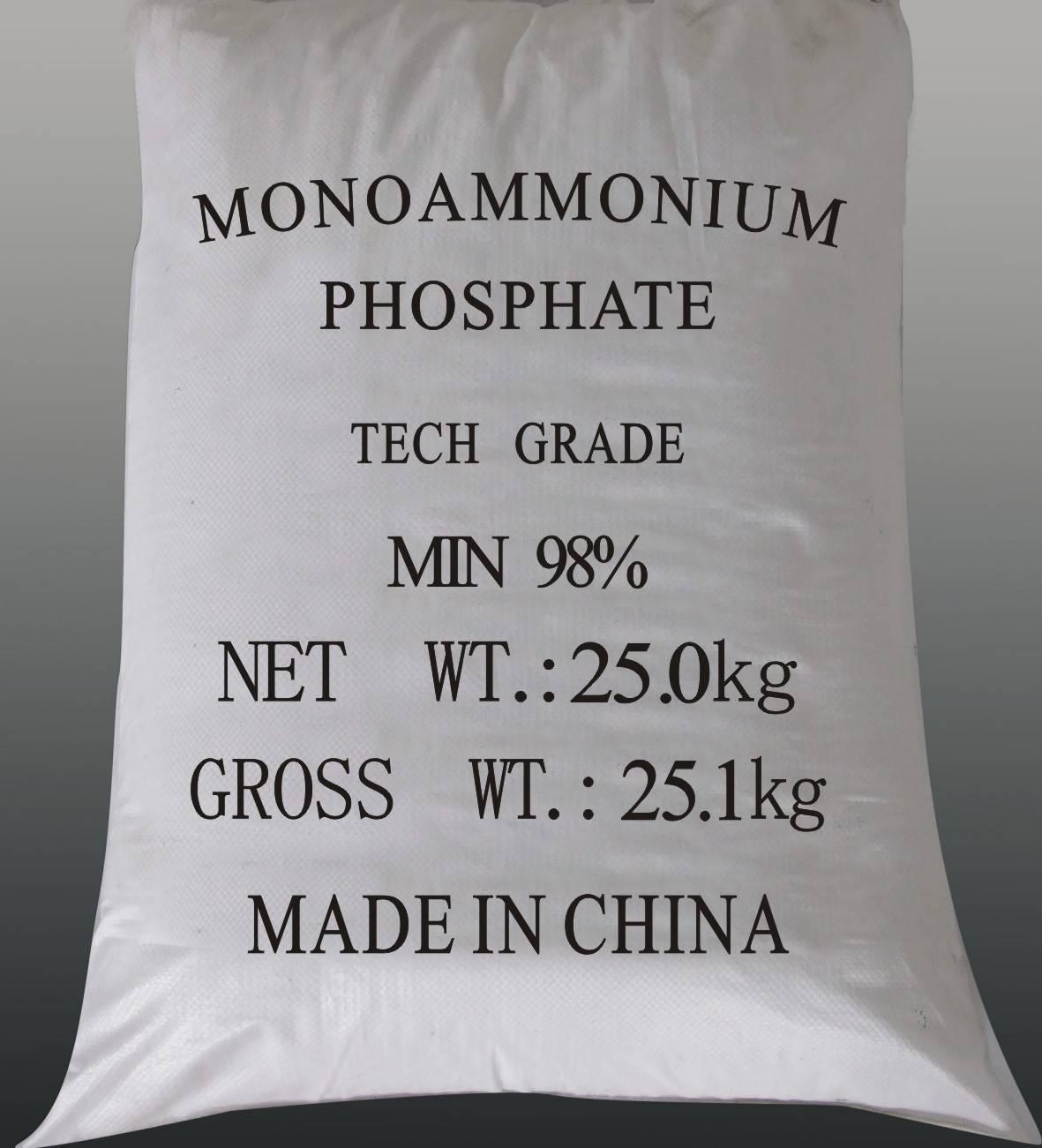Surprise--Monoammonium Phosphate ( MAP )