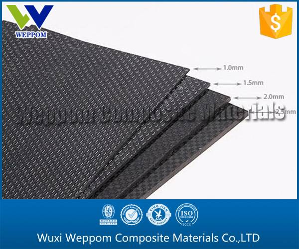 Cheap Price 3K Carbon Fiber Sheet/Board/Plate