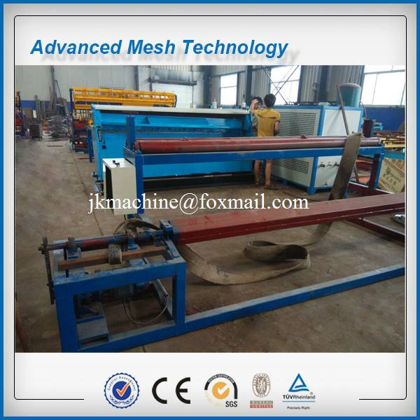 Full automatic Construction Mesh Welding Machines for 3-6mm Building Mesh
