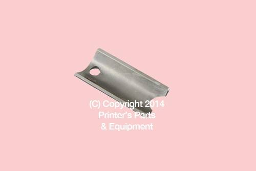 1/4 inch R6 6mm Round Corner Blade