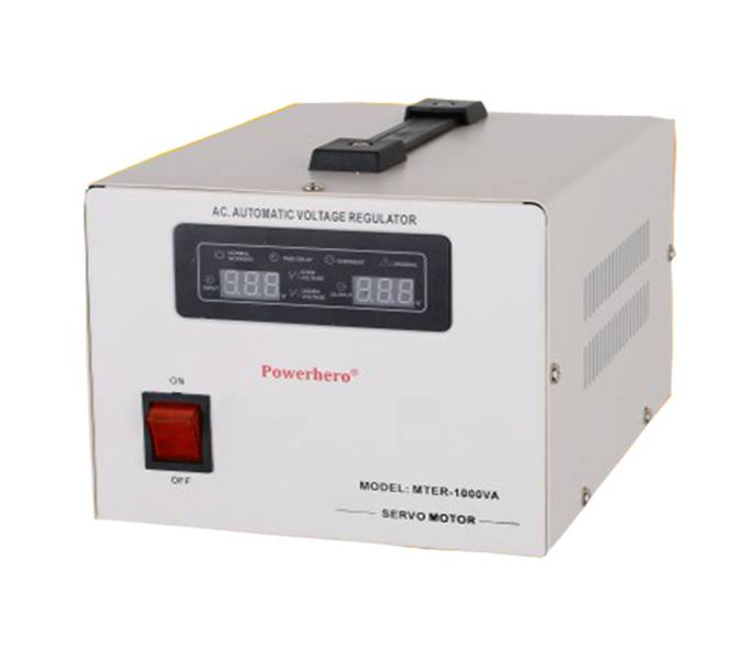 1KVA-30KVA 130Vac-270Vac single phase servo motor voltage stabilizer AVR