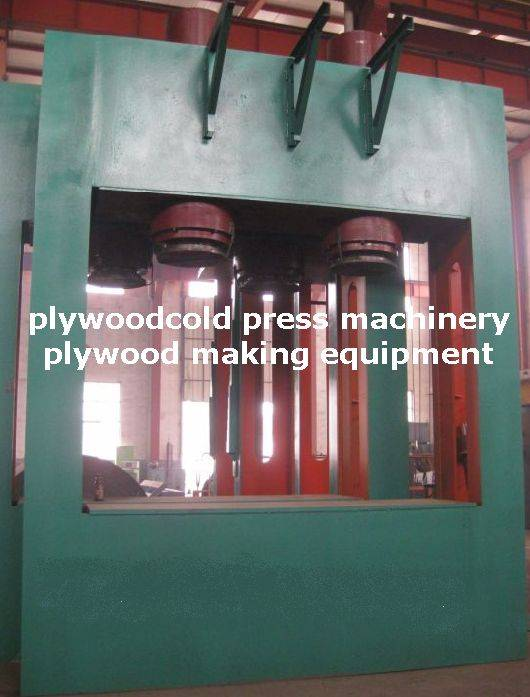 Sell Plywood Cold Press Machine(Prepress Machine)