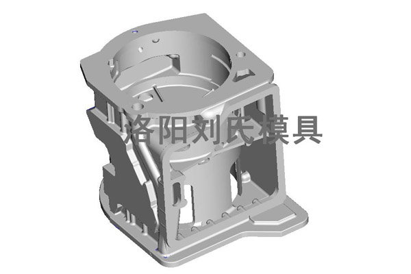 torque converter housing