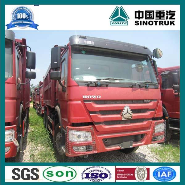 China tipper truck ZZ3257N3847A for sale