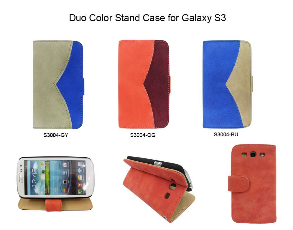 leather smartphone case for samsung note 3/2,galaxy s4 s5