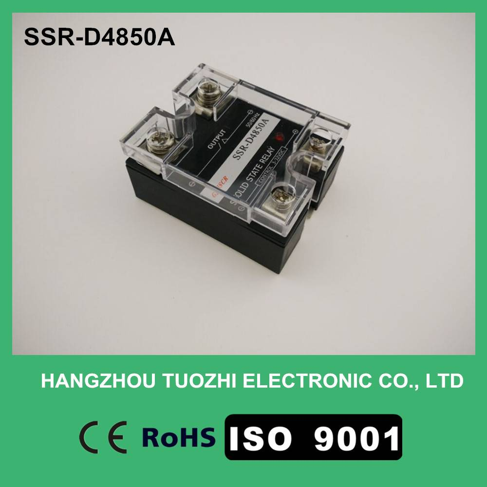 50a solid state relay dc ac SSR-D4850A