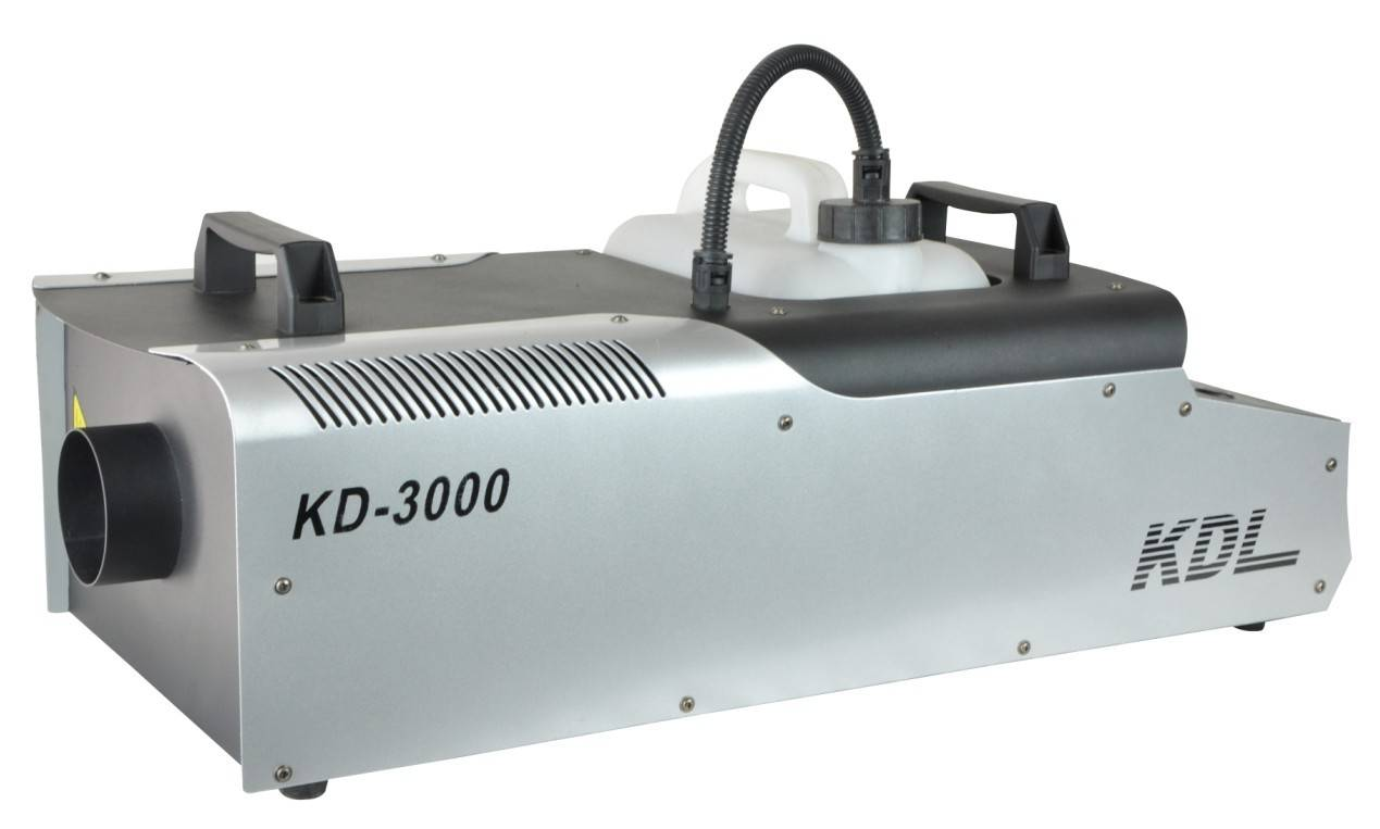 3000w smoke digital fog machine