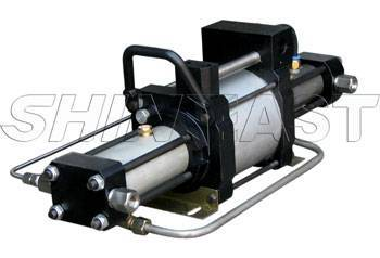 PST Series Air Driven Gas Booster